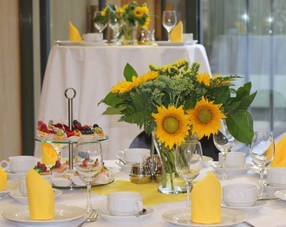 Unternehmerinnenfrühstück bei Hengst