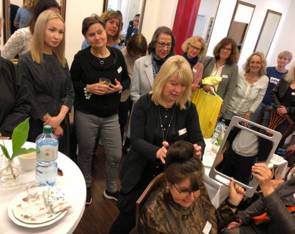 Unternehmerinnenfrühstück bei La Coupe GmbH