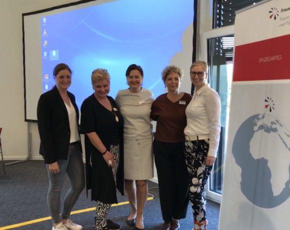 Alexianer Campus bot interessante Einblicke für Frauen u(U)nternehmen e.V.