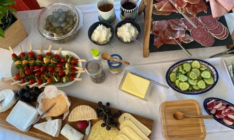 Unternehmerinnenfrühstück bei Lisa Schüßler-Meisen