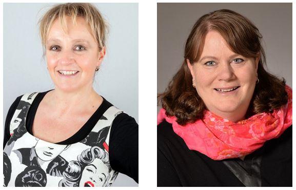 Einladung zum After Work am 28.10.2021 mit Yvonne Schwarzer und Petra Thier